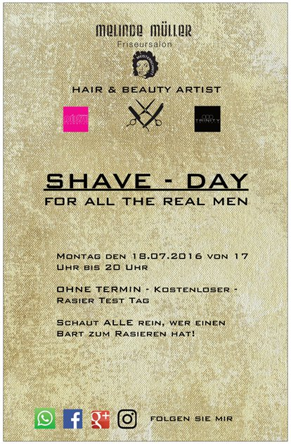 Shave Day