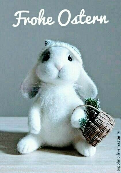 Schönes Osterfest & langes WE